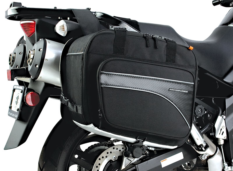 Nelson Rigg Cl 855 Touring Motorcycle Saddlebags Sport