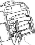 Replacement CTB Side Mounting Straps (PAIR)