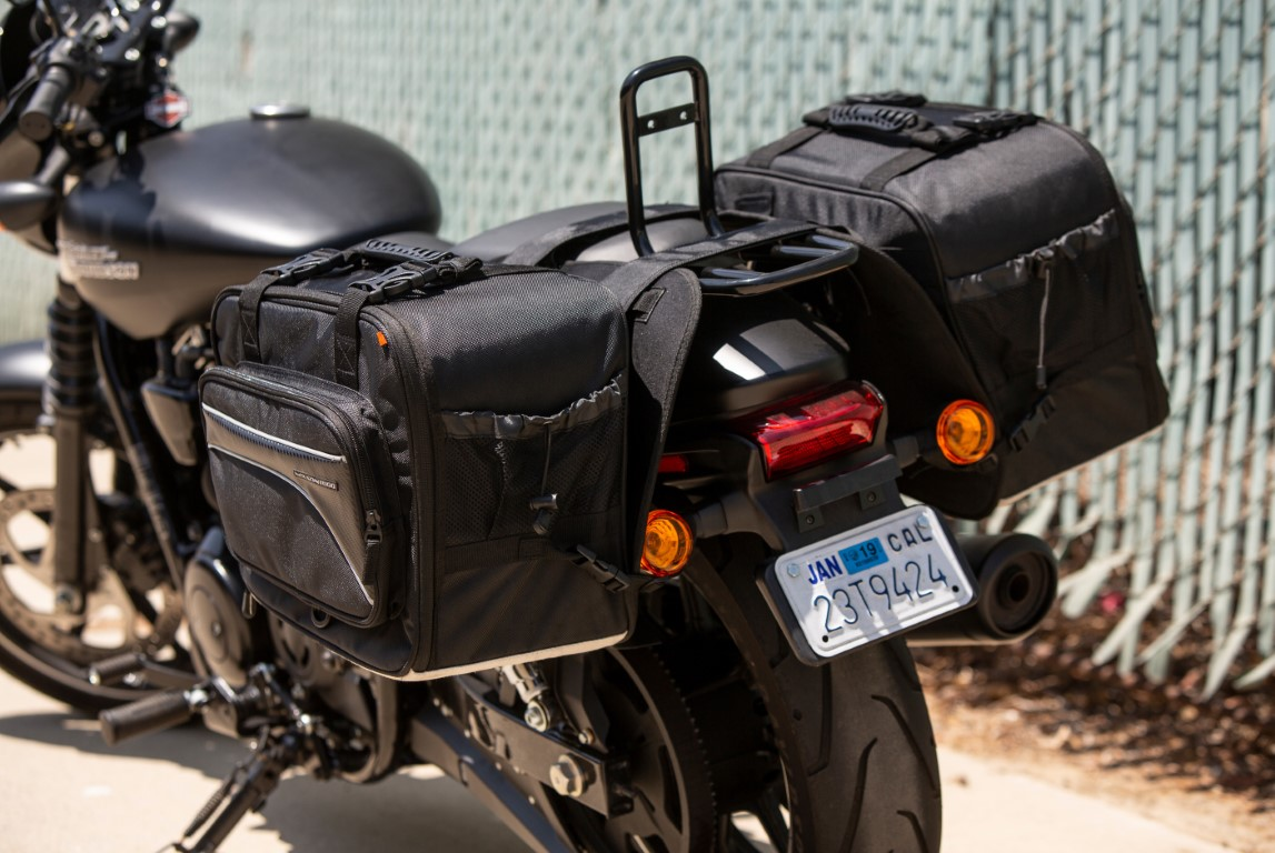 Viking Axe Saddlebags For Sportbikes | Building Materials