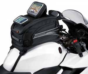 Nelson Rigg CL-2020-ST Strap Mount Motorcycle Tank Bag