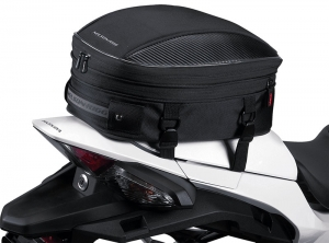 Nelson Rigg CL-1060-S Strap Mount Motorcycle Tail Bag