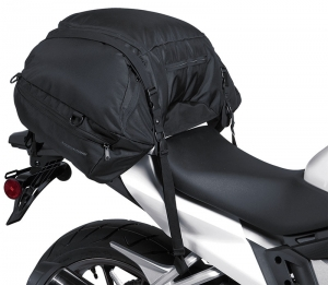 Nelson Rigg CL-3000 Strap Mount Motorcycle Tail Bag