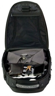 CL-1060-S  Sport Motorcycle Tail/Seat Bag Image 3