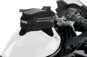 Nelson Rigg CL-2014-MG Magnetic Mount Motorcycle Tank Bag
