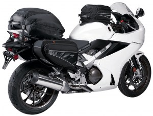 CL-950 Deluxe Motorcycle Saddlebags Image 1