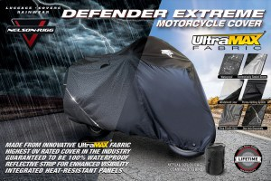 Defender Extreme Motorcycle Cover Image 9
