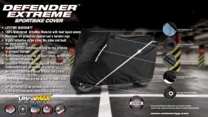 Defender Extreme Sport Bike Cover Image 10