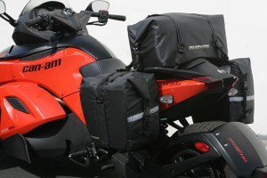 Adventure Motorcycle Dry Bag Image 3