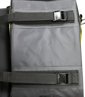 Deluxe Adventure Motorcycle Dry Saddlebags Image 5