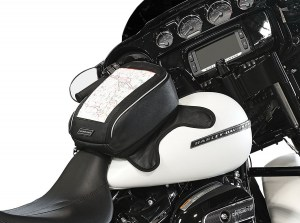 Journey Highway Cruiser Magnetic Tank Bag Image 1