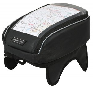 NR-150 Journey Highway Cruiser Magnetic Tank Bag Image 0