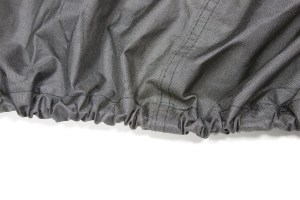 Deluxe Motorcycle Cover Image 6