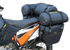 Adventure Motorcycle Dry Roll Bag - 30L Image 10