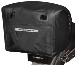 Nelson Rigg SVT-250 Waterproof Motorcycle Tail Bag Motorcycle Dry Bag