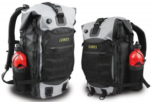 Hurricane Waterproof Backpack/Tail Pack Image 0