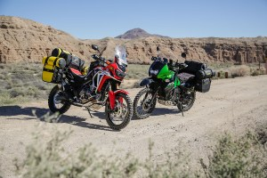 Adventure Motorcycle Dry Roll Bag - 30L Image 21