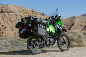 Adventure Motorcycle Dry Roll Bag - 30L Image 23