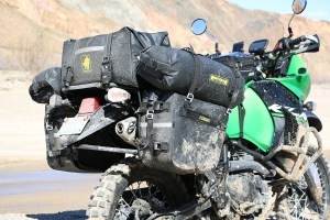 Deluxe Adventure Motorcycle Dry Saddlebags Image 15
