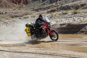 Adventure Motorcycle Dry Roll Bag - 30L Image 15