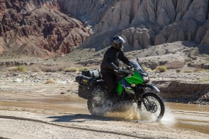 Adventure Motorcycle Dry Roll Bag - 30L Image 16