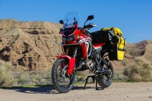 Adventure Motorcycle Dry Roll Bag - 30L Image 20