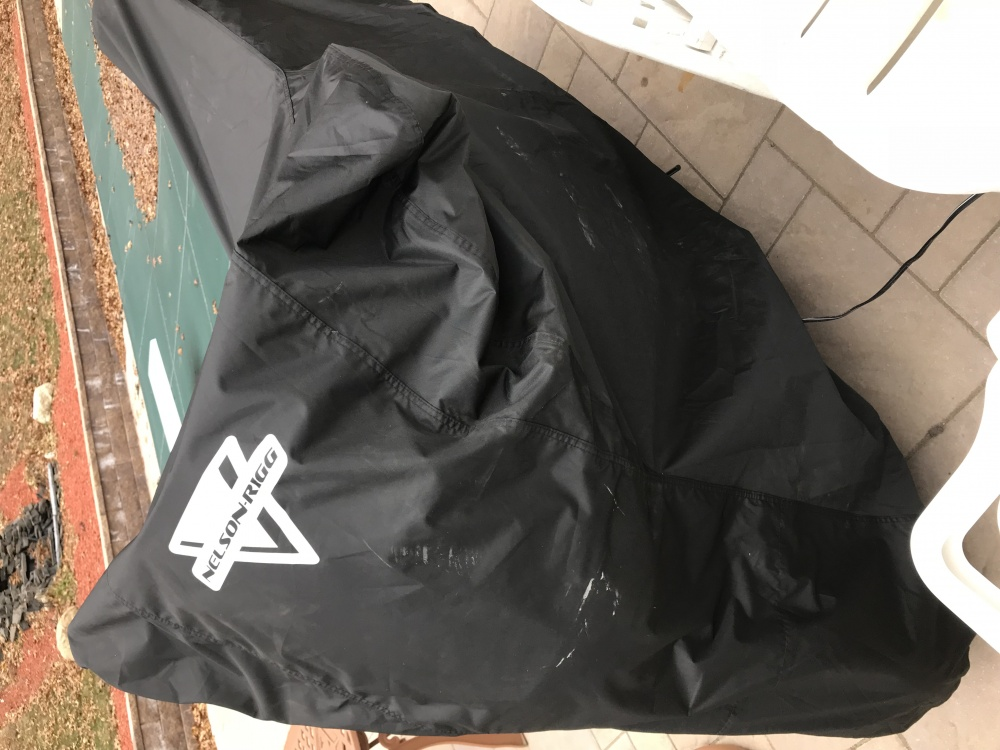 4001-0187 / Motorcycle Cover Defender Extreme XL