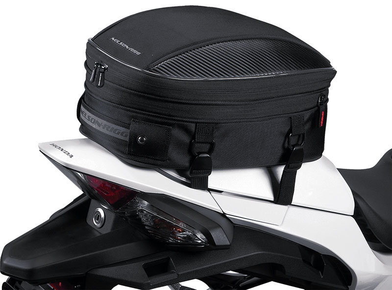 how to install dririder explorer tail pack