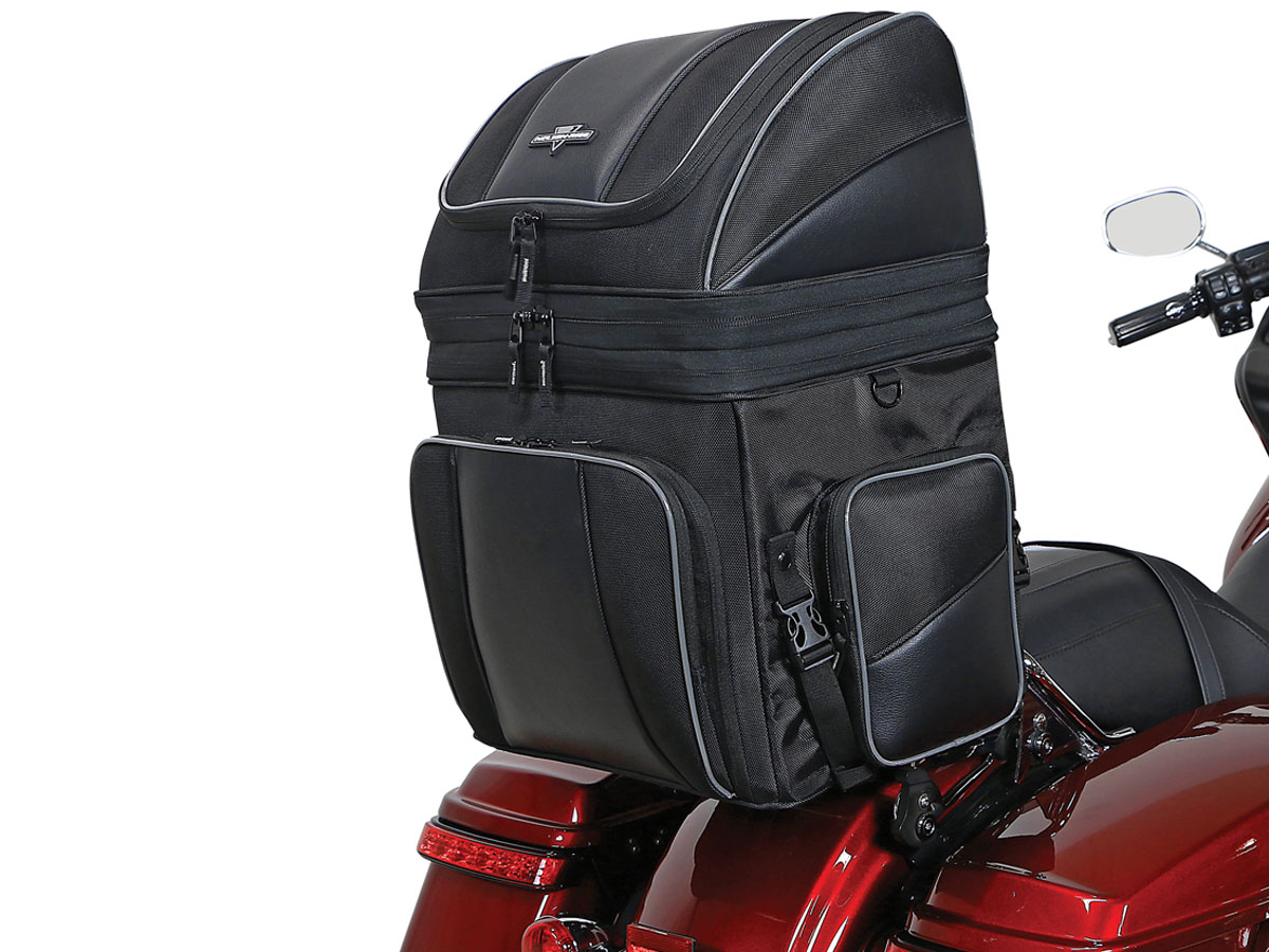 Destination Backrest Rack Bag