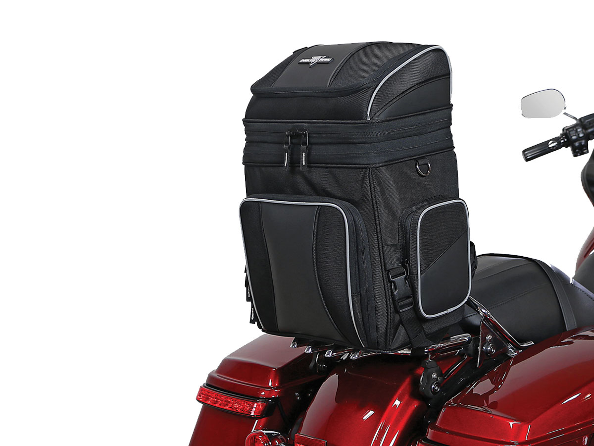 Getaway Backrest Rack Bag