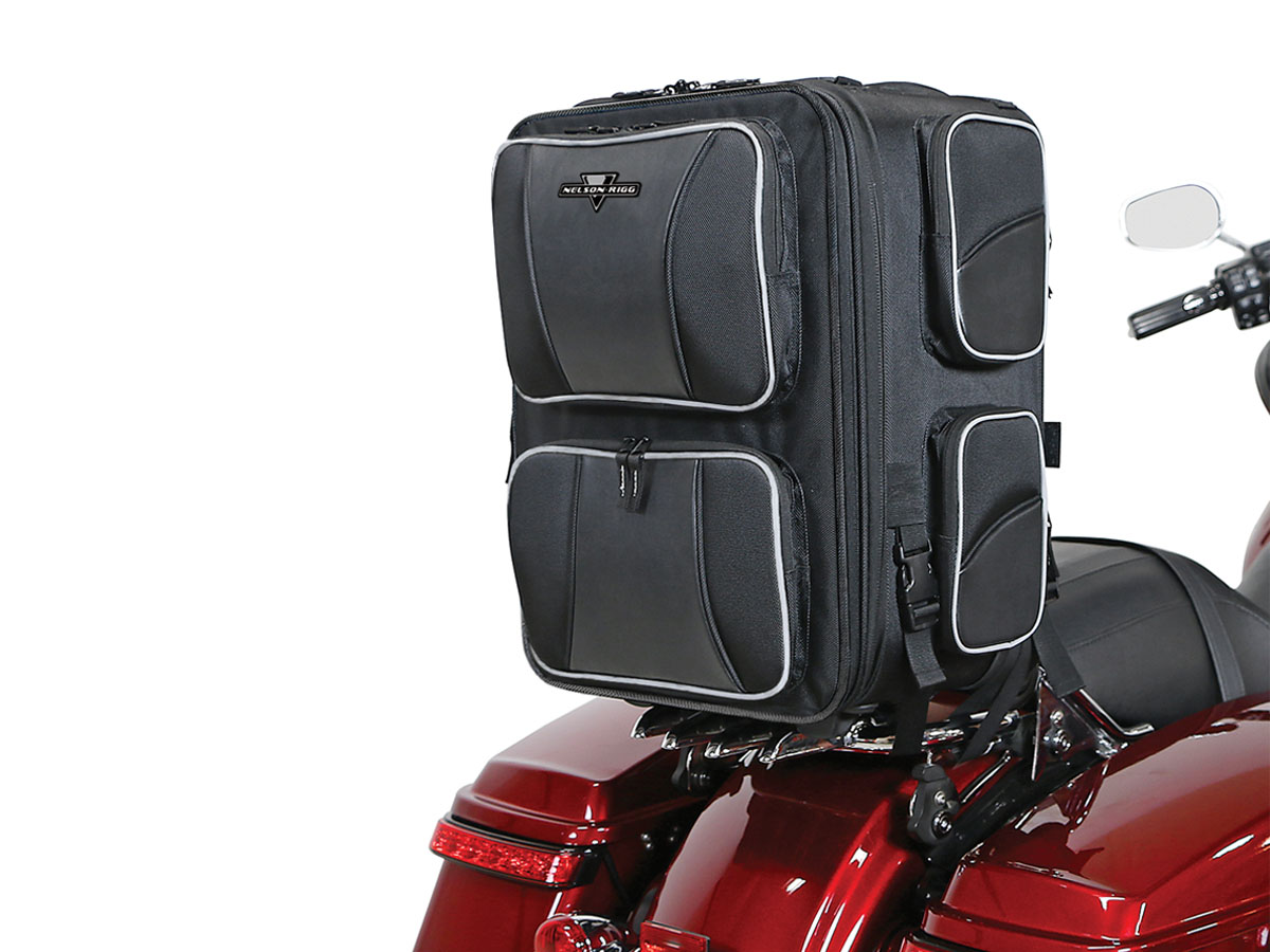 Highway Roller Backrest Bag
