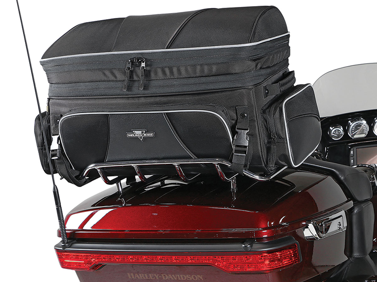 Traveler Tour Trunk Rack Bag