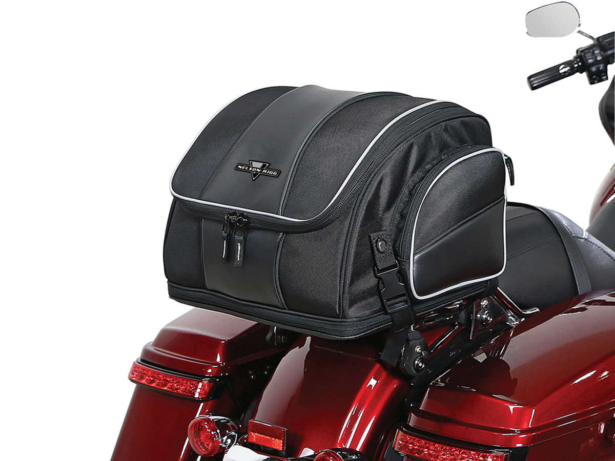 Weekender Backrest Rack Bag
