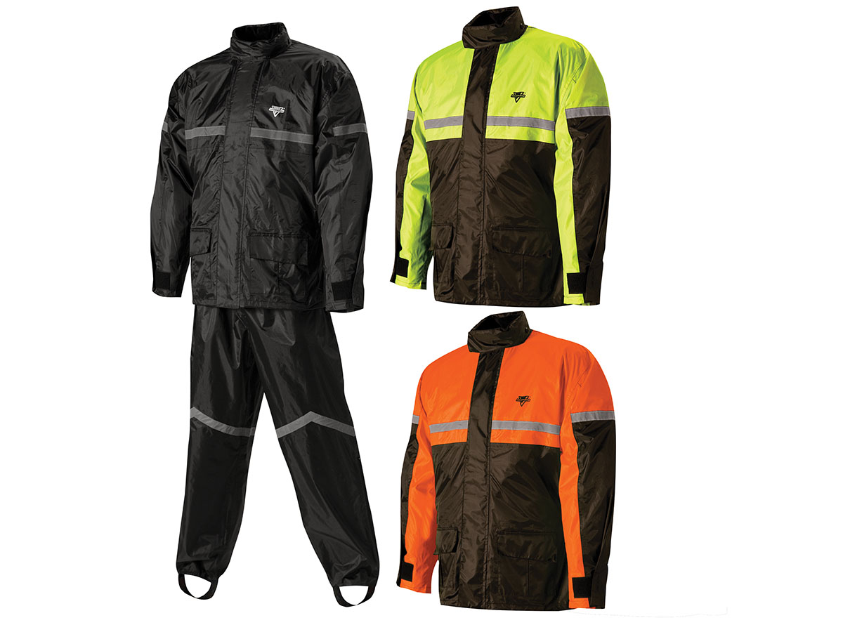 Nelson-Rigg Nelson Rigg SR-6000 Stormrider Rain Suit # Hi Visibility Large