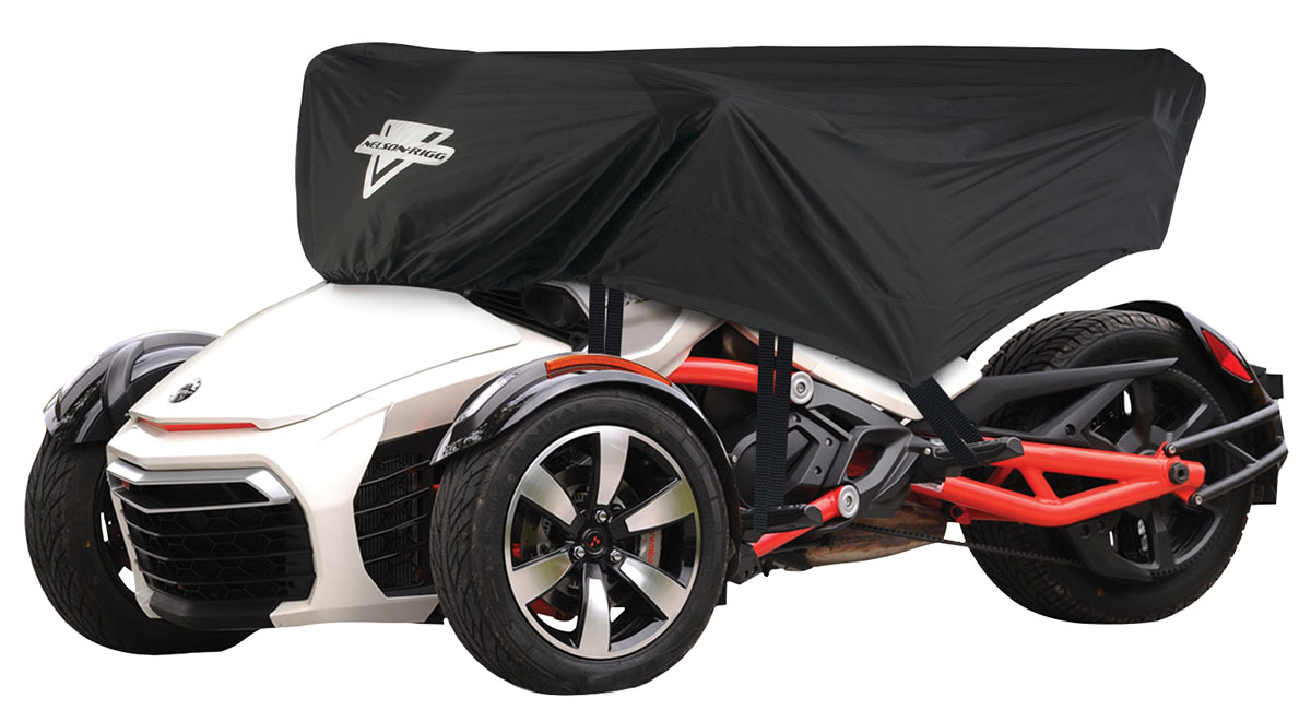 Defender Extreme Can-Am Spyder Half Cover