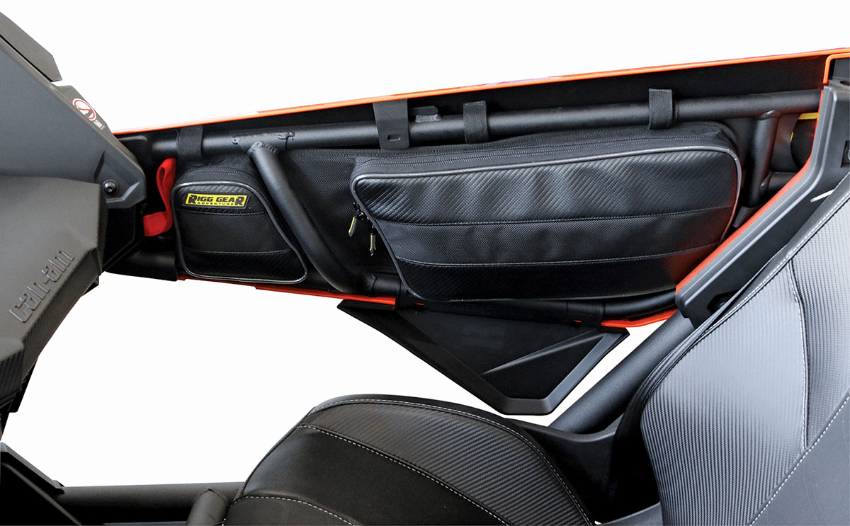 RG-X3F Maverick X3 Front Door Bag Set