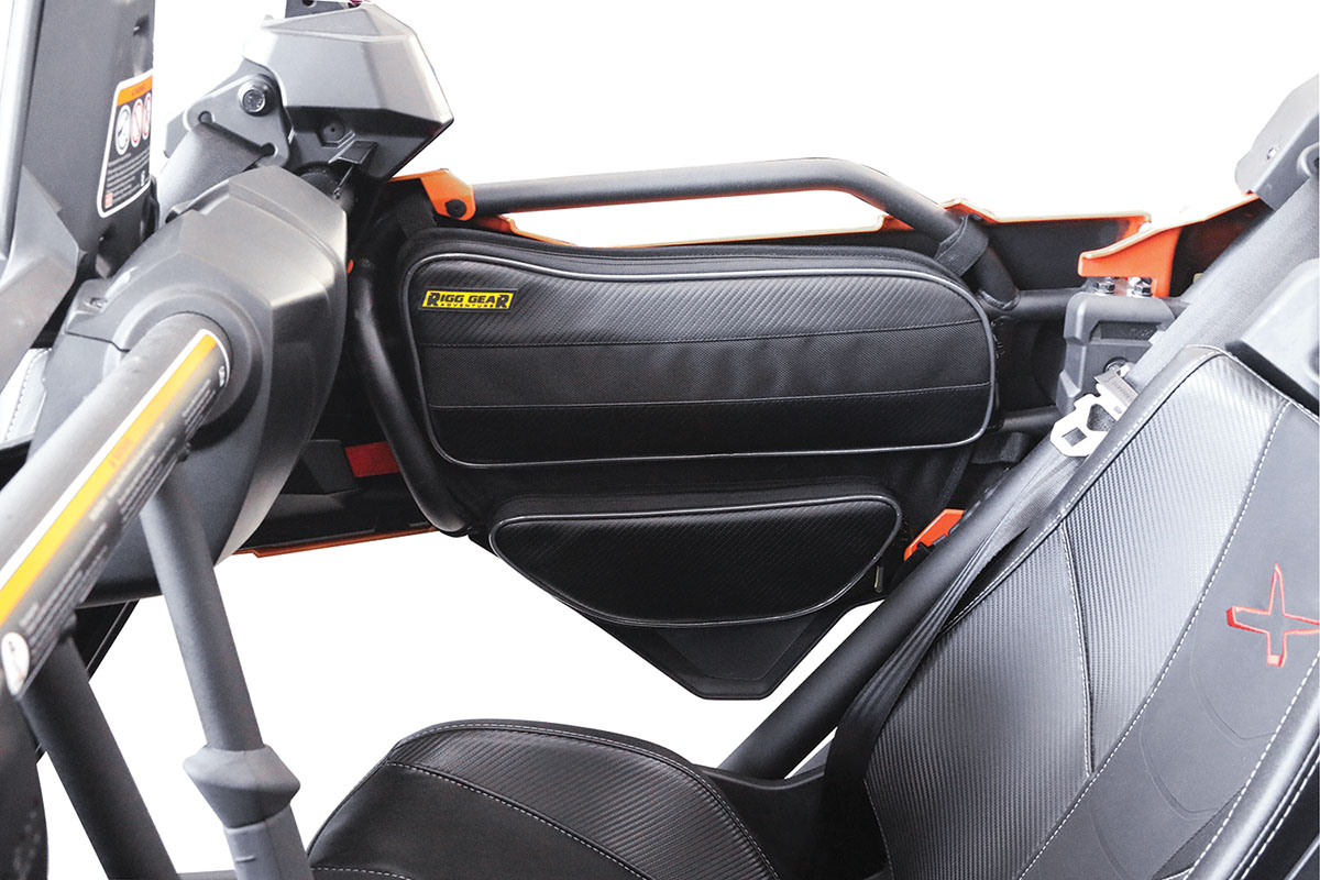 RG-X3F Maverick X3 Rear Door Bag Set