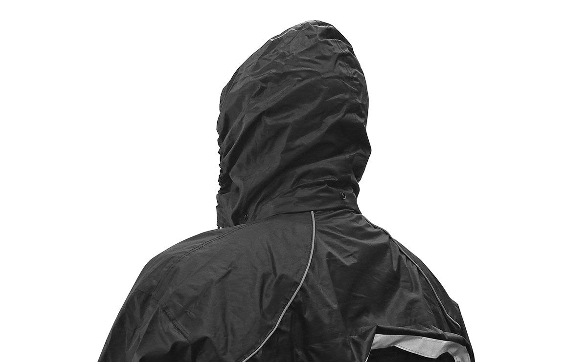Nelson Rigg Unisex Adult AS-3000-HVY-02-MD Aston Motorcycle Rain Suit 2-Piece, Hi-Visibility Yellow, Medium