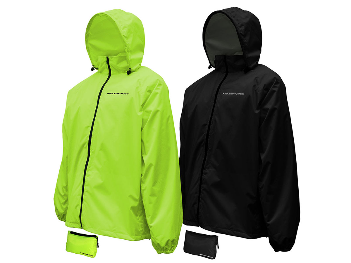 Compact Pack Jacket