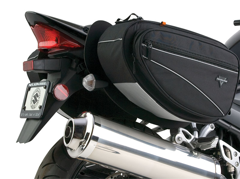 Cl 950 Deluxe Motorcycle Saddlebags Image 0