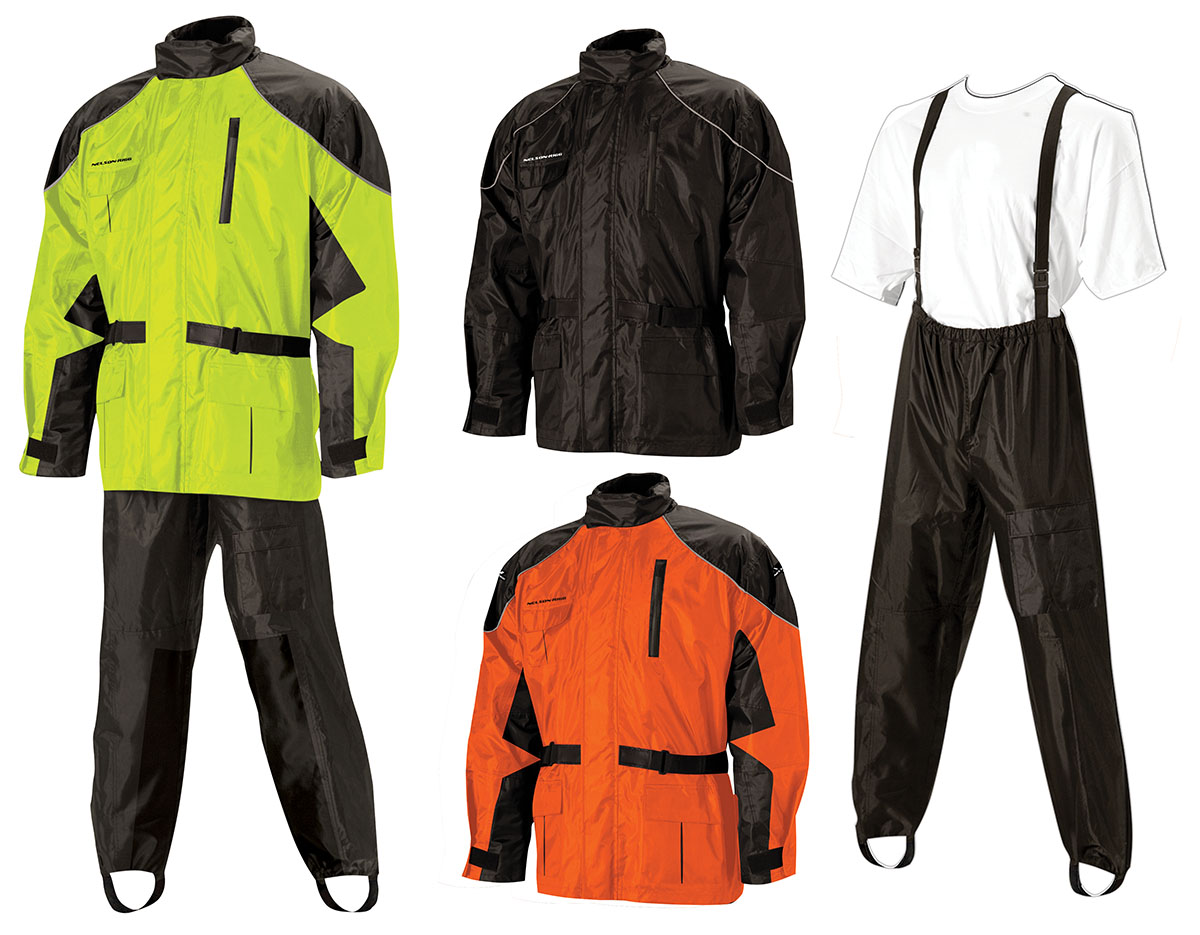 AS-3000 Aston Motorcycle Rain Suit