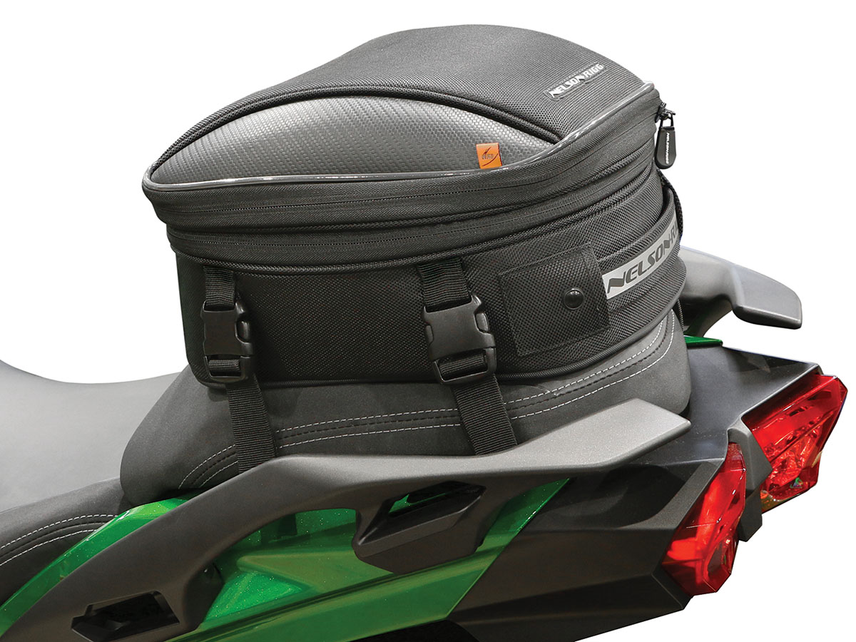 Commuter Lite Motorcycle Tail/Seat Bag