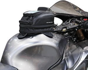 Commuter Lite Tank Bag Expanded