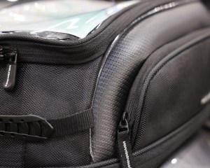 Commuter Tank Bag Carbon