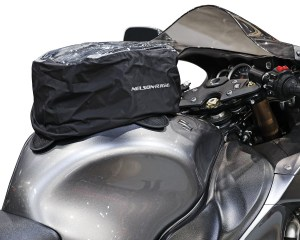 Commuter Tank Bag Rain Cover