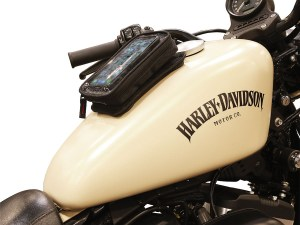 Nelson Rigg Route 1 Magnetic Phone Holder Harley Down