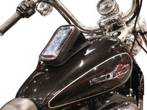 Nelson Rigg Route 1 Magnetic Phone Holder Harley Tank