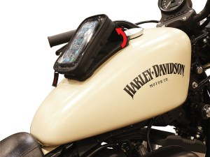 Nelson Rigg Route 1 Magnetic Phone Holder Harley Up