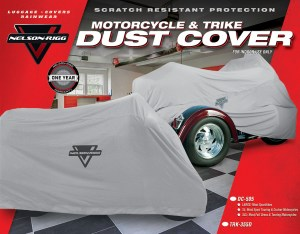 Nelson Rigg TRK-350-D Motorcycle Trike Dust Cover