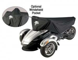 Nelson Rigg CAS-365 CAN AM Spyder Half Cover