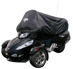Can-Am Spyder Half Cover Image 1
